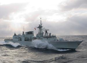 Canadian Shipbuilding Industry Renewal