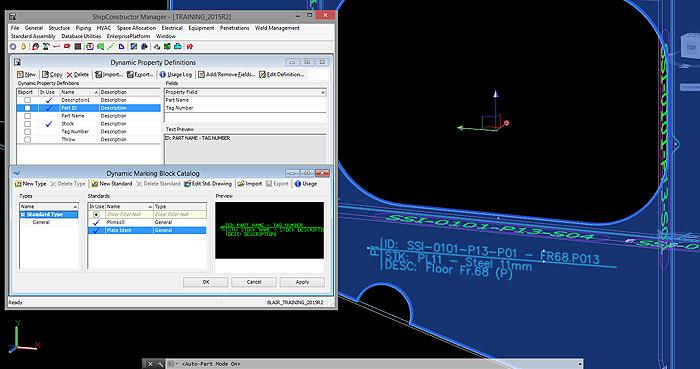 ShipConstructor-Weld-Process-Layout-View4