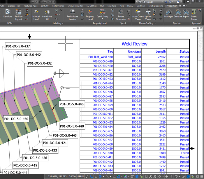 ShipConstructor-Weld-Standards