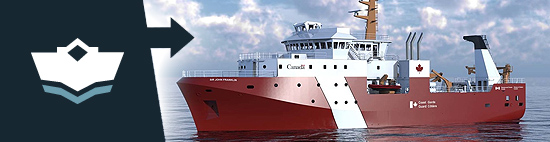 Offshore Fisheries Science Vessel Designed In Shipconstructor Ssi