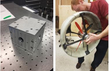 Sub Design Propulsion System