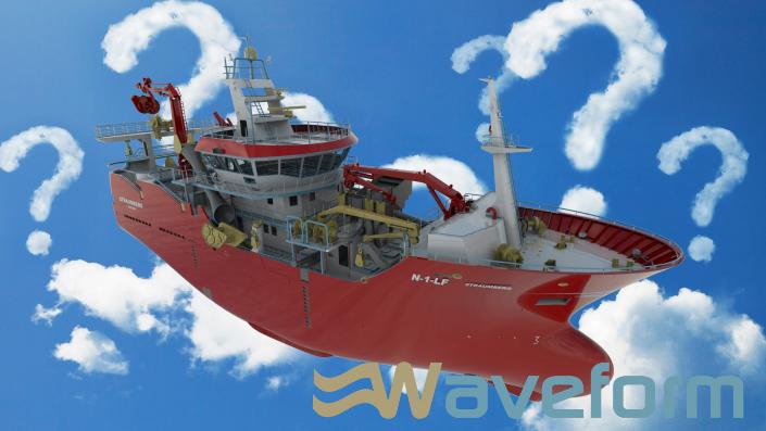 Waveform Shipbuilding Cloud