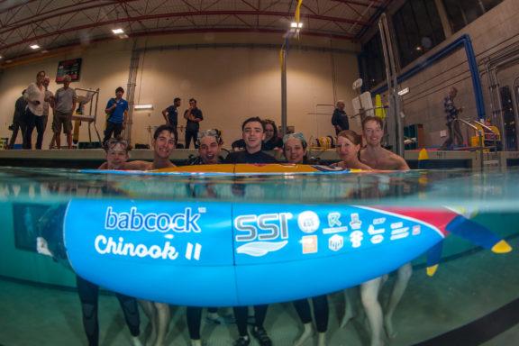 UVic Submarine Racing Club Heads to the 2019 International Submarine Race