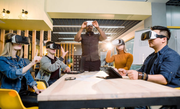 Democratization of Virtual Reality in Shipbuilding