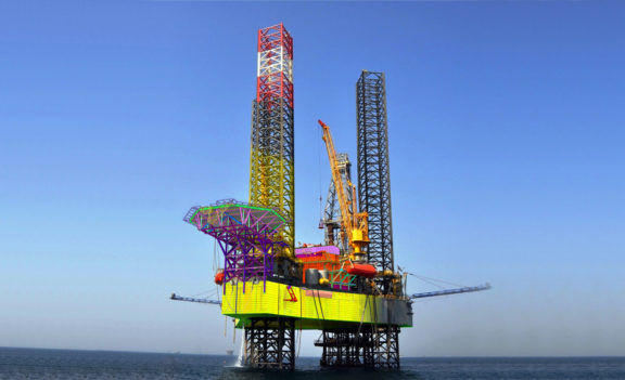 Automation of Oil Rig Fabrication