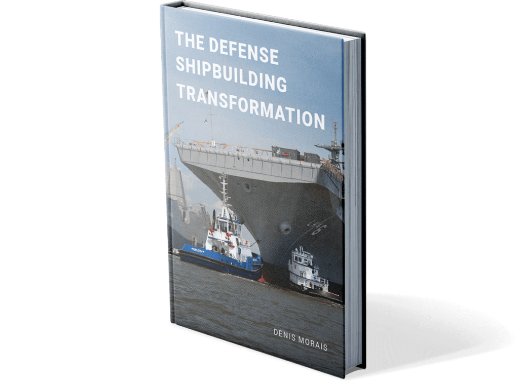 The Defense Shipbuilding Transformation