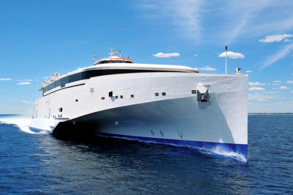 Austal Fast Ferry