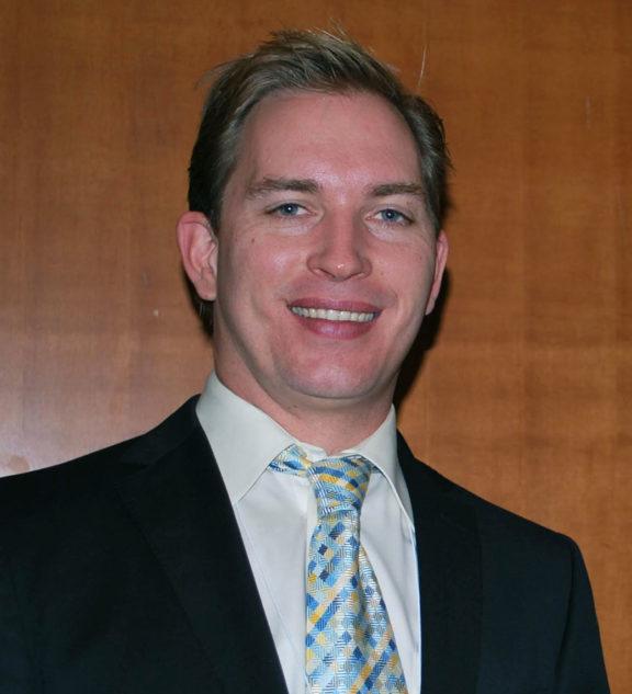 Darren Larkins in 2010