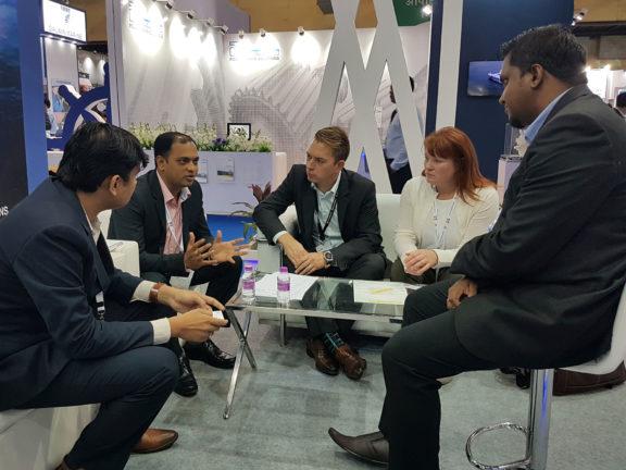 Darren Larkins and SSI India