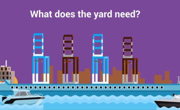 Deliver Shipbuilding Information to the Shop Floor