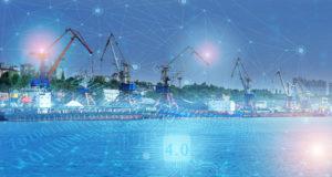 クロスエンタープライズデジタルツインで造船を変革