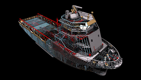 ShipConstructor 3D Image Pack