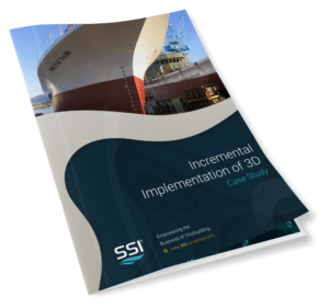 Incremental Implementation of 3D Casestudy