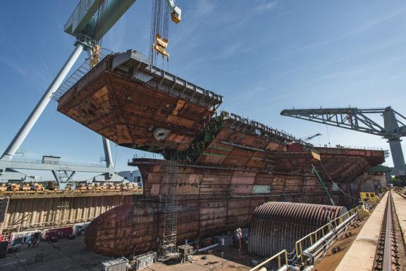 Strategies for Shipbuilding Success