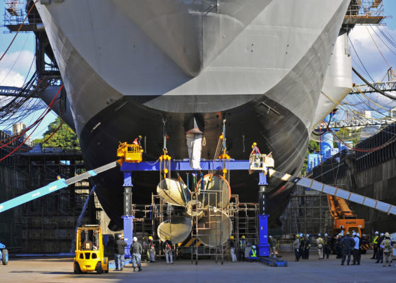Shipbuilding and the Future of MRO