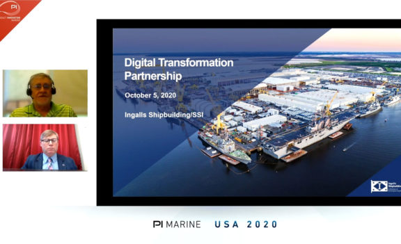 Shipyard Digital Transformation Partnership
