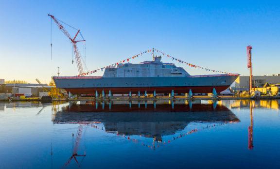 2021 Shipbuilding R&D Update